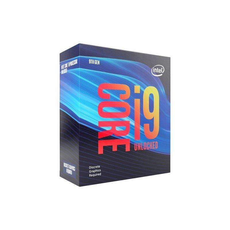Procesador Intel Core i9-9900K