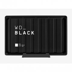 "Disco Duro Externo Western Digital 8TB 3.5"" USB 3.0 WD_Black D10 Game Drive"
