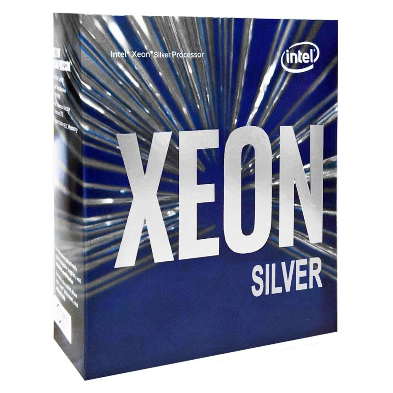 Procesador Intel Xeon Silver 4114, 2.2Ghz, 10 núcleos, 20 hilos, 13,75 MB Cache