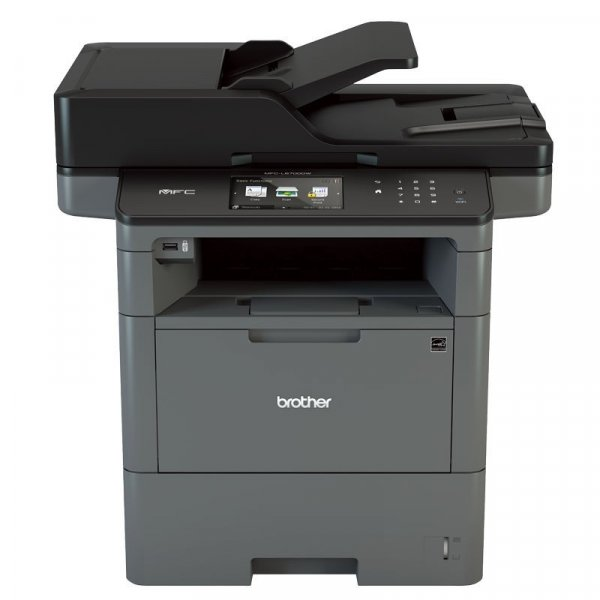 Impresora Multifuncional Brother Laser MFC-L6700DW