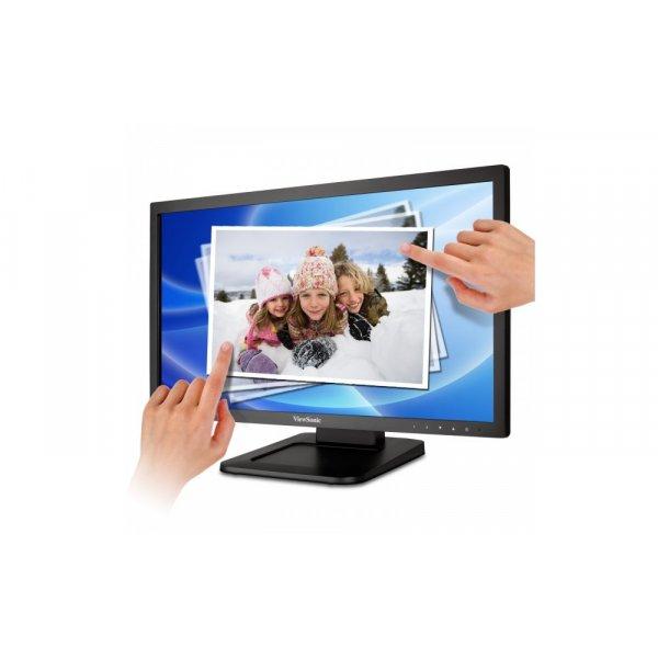 "Monitor Viewsonic MT VWS TD2220 TOUCH 21,5"" 2POINT 1920x1080 FULL HD/DVI/VGA"