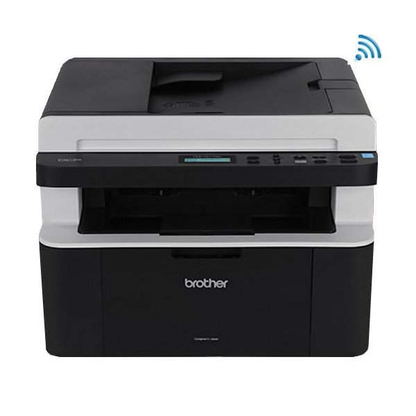 Impresora Multifuncional Laser Brother DCP-1617NW