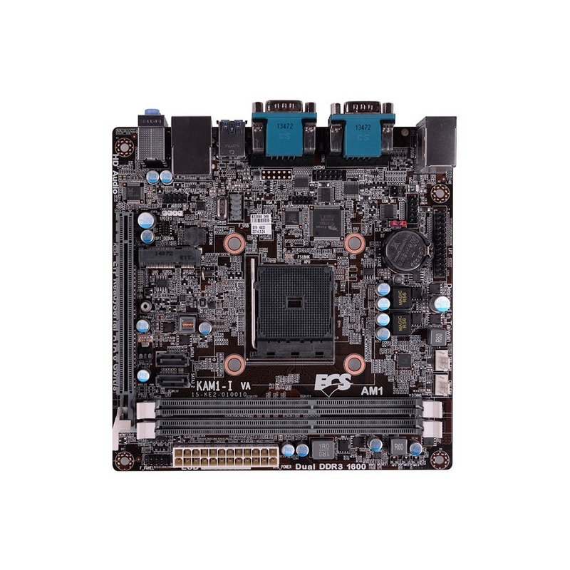 Placa Madre ECS AMD KAM1-I S/V/L MINI-ITX (AM1)