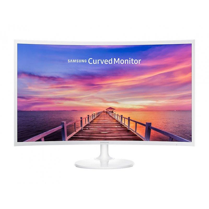 Monitor Samsung Curvo 32 pulgadas - 1920x1080 Black HDMI D.port