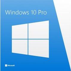 Microsoft OEM Windows 10 Profesional Get Genuine Kit 64Bits Español DVD