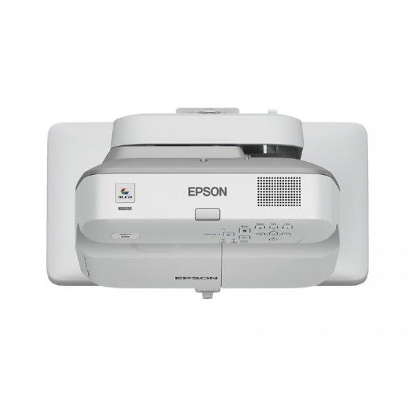 Proyector Epson 675Wi 3200 LUM WXGA BRiGHTLiNK/SOPORTE/HDMI/MHL/VGA