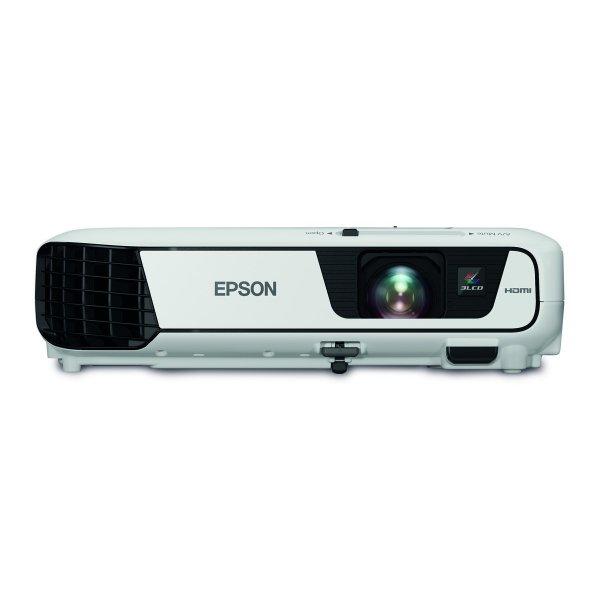 Proyector Epson X41 3600 Lumenes/XGA/HDMI/VGA/WIFI/Bolso/X36