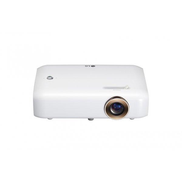 Proyector LG Mini LED PH550G 550 LUMEN/WXGA/BATERiA/VGA/HDMi