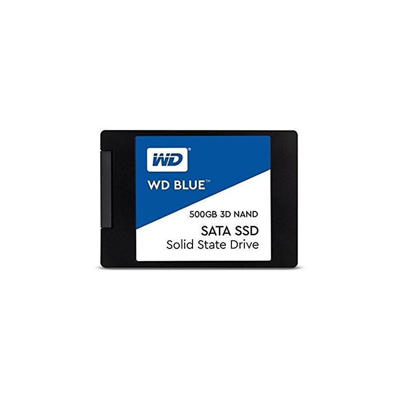 Disco SSD Western Digital Blue 500GB 2.5IN 7mm 3D NAND SATA