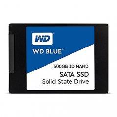 Disco SSD Western Digital Blue 500GB 2.5IN 7mm 3D NAND SATA