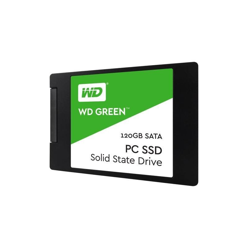 Disco SSD Western Digital Green SSD 120GB 2.5 IN 7mm USB 3.0