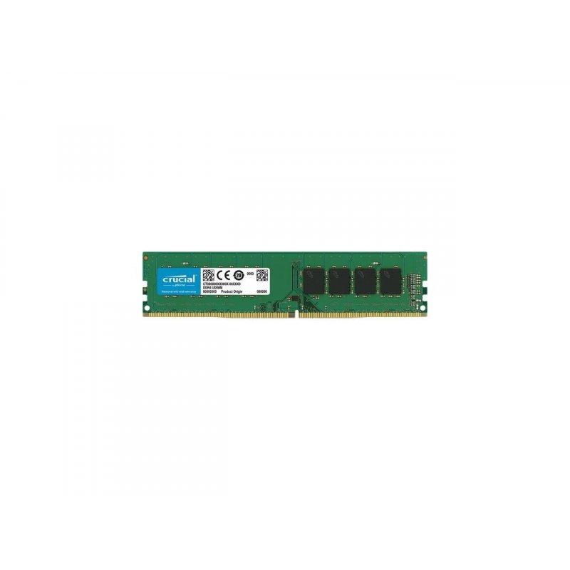 Memoria RAM Crucial 16GB DDR4 2400 DIMM 288pin