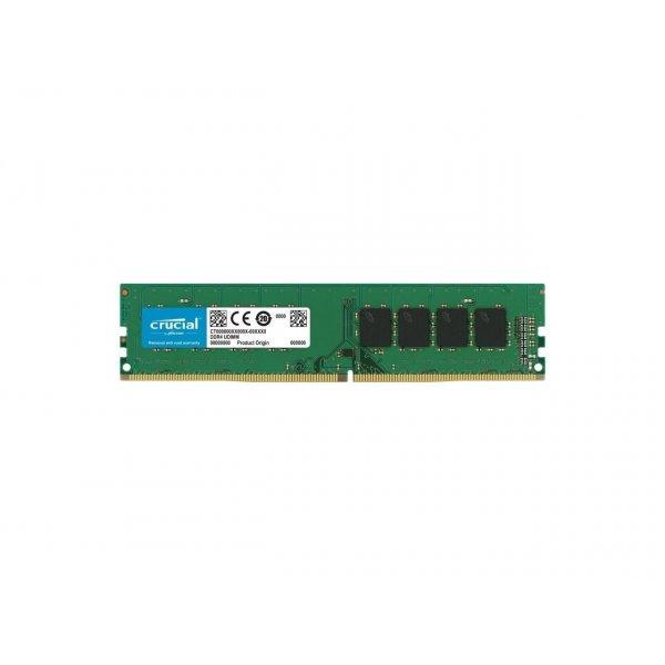 Memoria RAM Crucial 4GB DDR4 2400 DIMM 288pin
