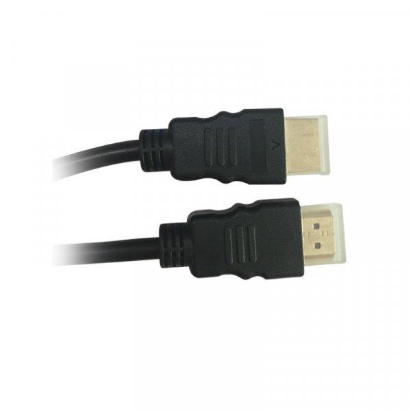 Cable HDMI 10M. M/M, 1,4, Conectores baño de Oro