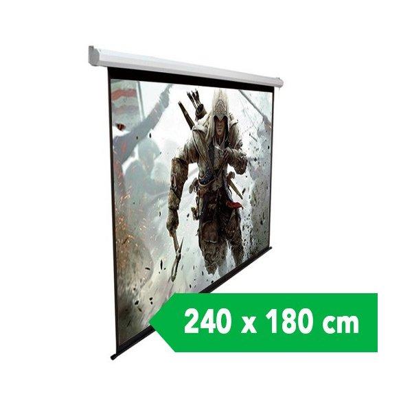 "Telon Mural Dinon 2,40 x 1,80 M 120"" Diagonal"