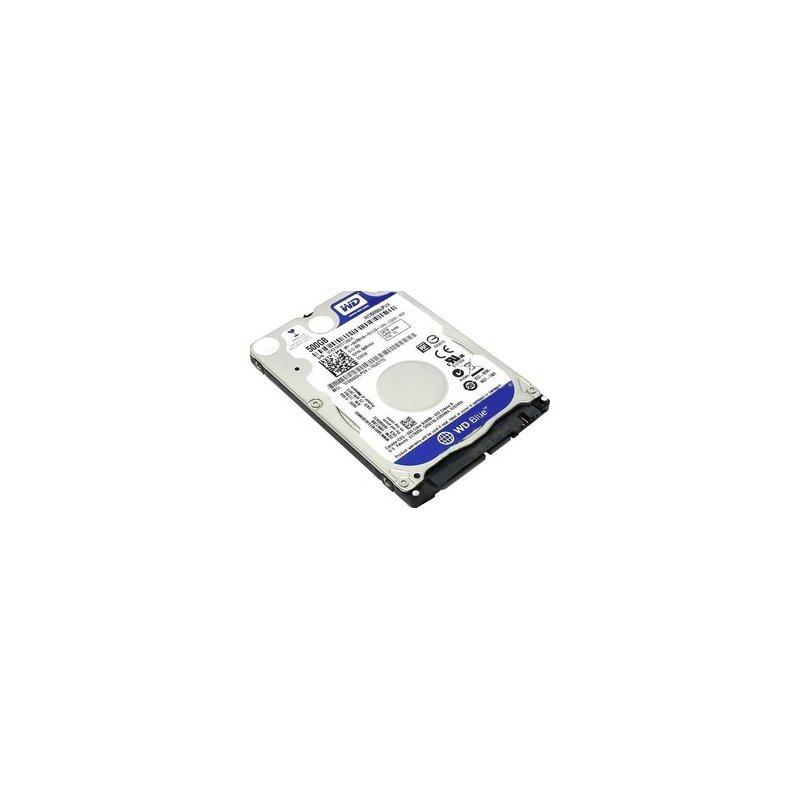 Disco Duro Western Digital 500GB Blue 16MB 7MM 2.5IN
