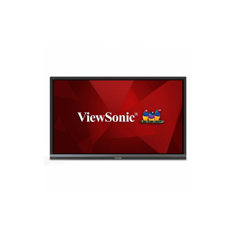 "Monitor Viewsonic IFP6550 65"" Touchscreen 3840X2160 HDMI/VGA/RJ45/RS2"
