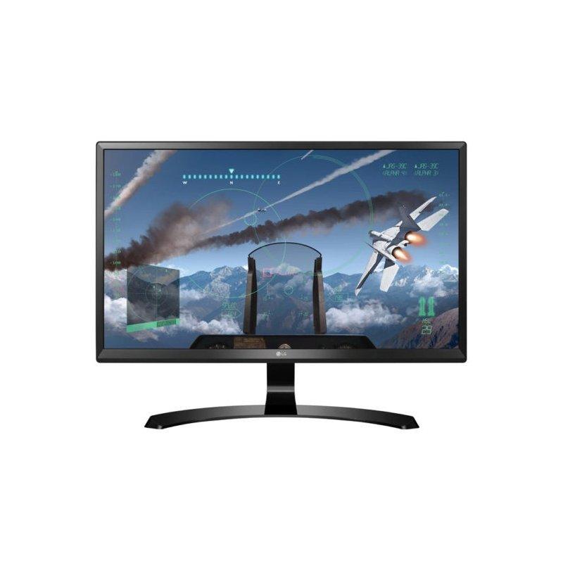 """Monitor LG 24UD58-B iPS 23.8"""" 4K UHD 3840x2160 HDMi/DiSP.PORT"""