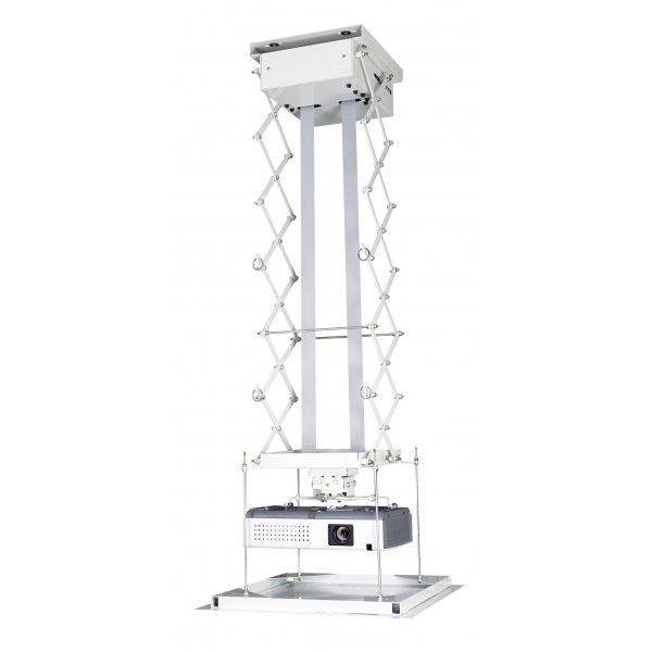 Soporte para Proyector a Techo Electrico Control Remoto 1M 10 Kg