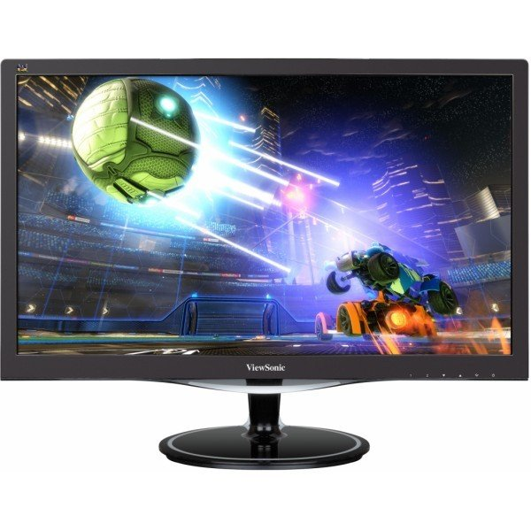 "Monitor Viewsonic VX2457MHD 24"" Gamer 1920X1080 2MS/HDMI/D.PORT/VGA/T.Int"