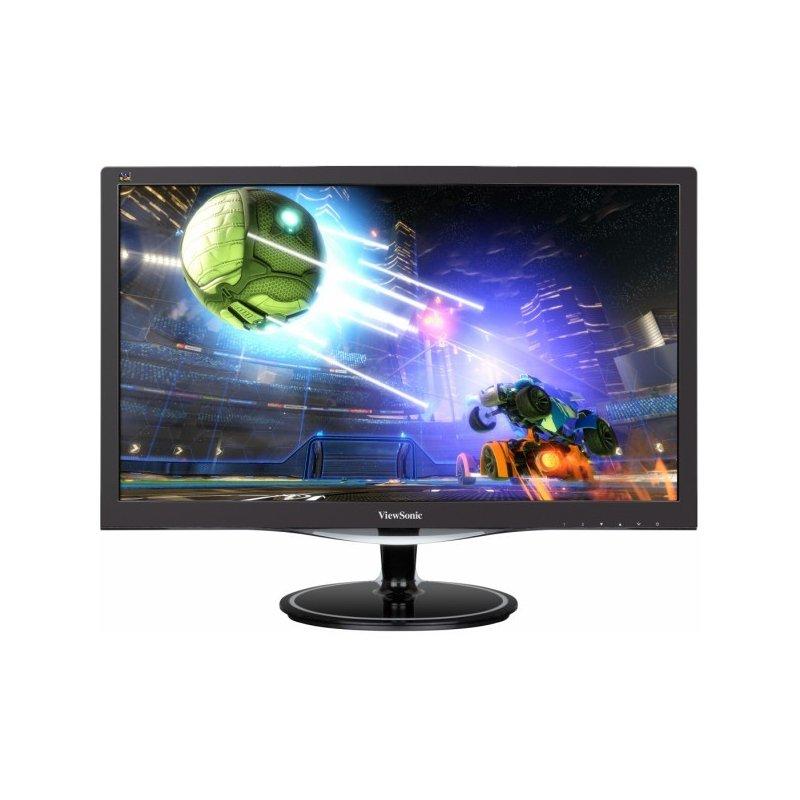 "Monitor Viewsonic VX2457MHD 24"" Gamer 1920X1080 2MS/HDMI/D.PORT/VGA/T.Int"