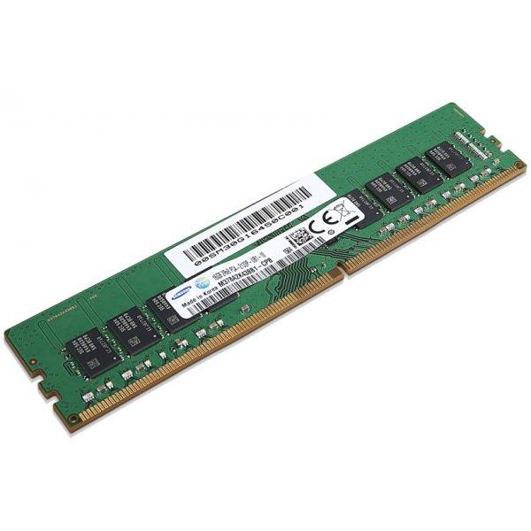 Memoria Ram Lenovo LEN ThinkSystem 8GB TruDDR4 2666MHz 1Rx8 1.2V UDIMM