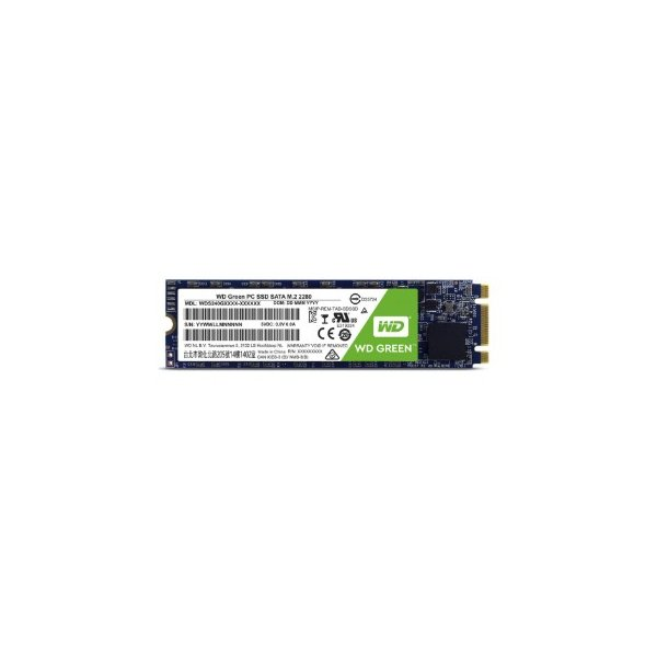 Disco SSD Western Digital Green 480gb M2 Int SATA 3D