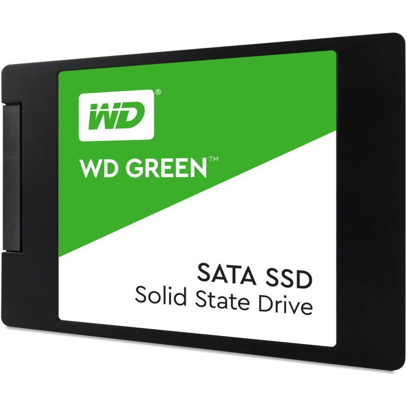 "Disco SSD Western Digital Green 480gb 2.5"" Int SATA 3D"