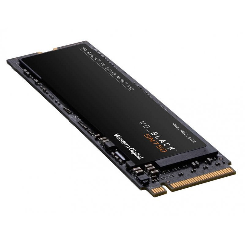 Disco SSD Western Digital Black 500GB M.2