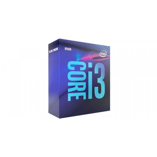 Procesador Intel Core i3-9100F