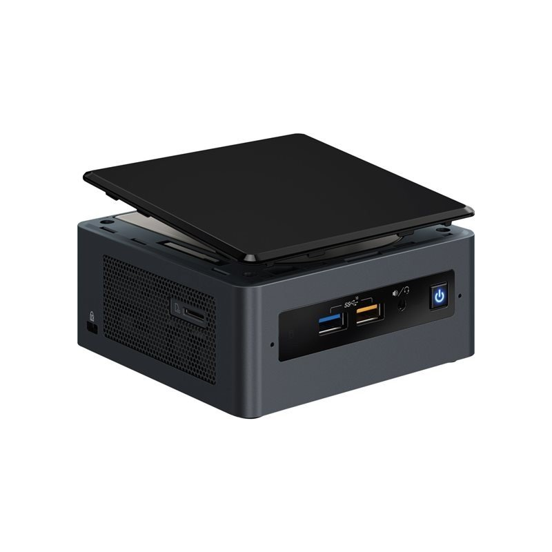 Nuc Intel Core i3-8109U AC 9560 + BT v5