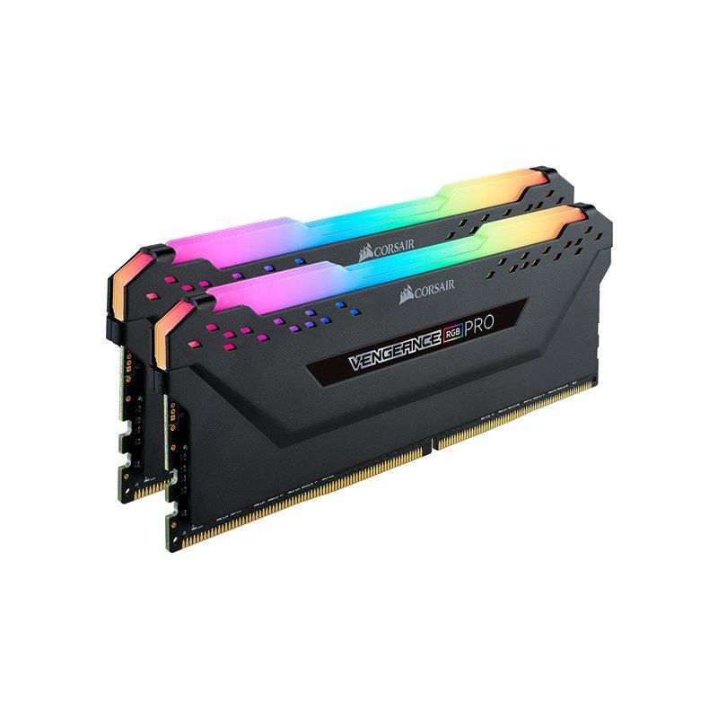 Memoria RAM Corsair Vengeance 16GB DDR4 DIMM 3200 MHz RGB Pro