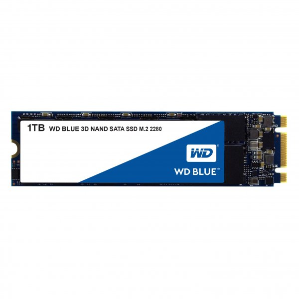 Disco SSD Western Digital Blue 3D NAND 1TB PC SSD