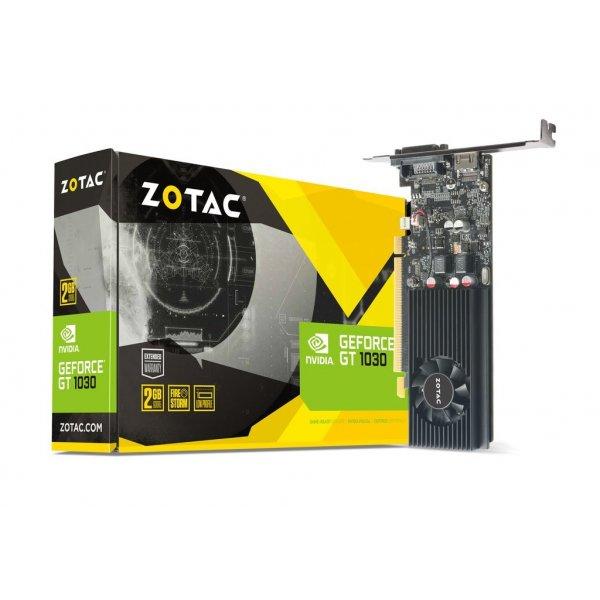 Tarjeta de Video ZotacGeforce GT 1030 2GB GDDR5