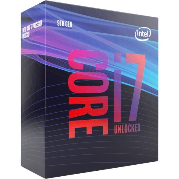 Procesador Intel Core i7-9700K 3.6Ghz LGA1151