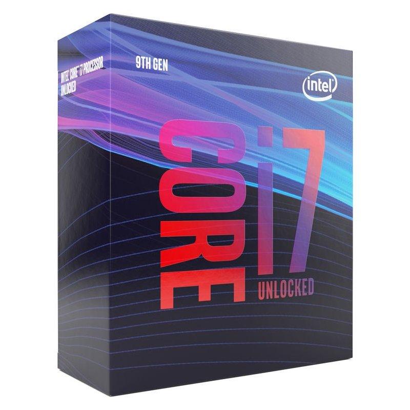 Procesador IntelCore i7-9700K 3.6Ghz LGA1151