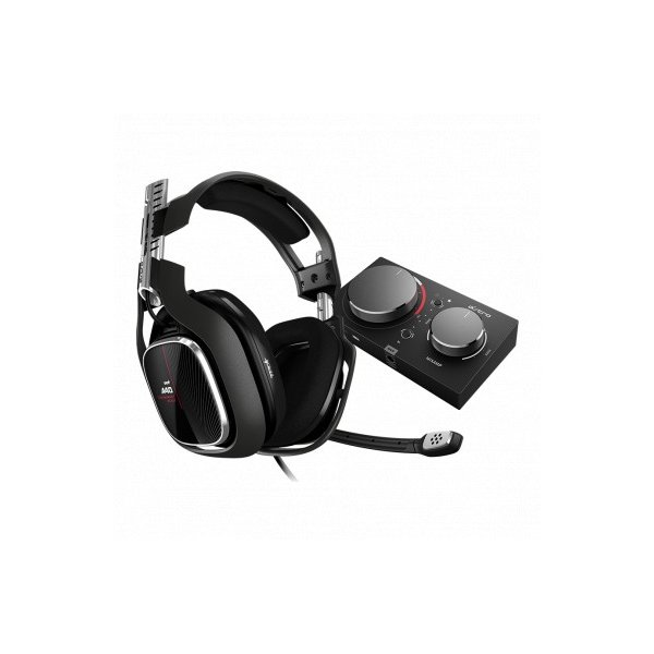 Audifonos Logitech Astro A40 TR + MixAmp Pro TR for Xbox One & PC - Gen4