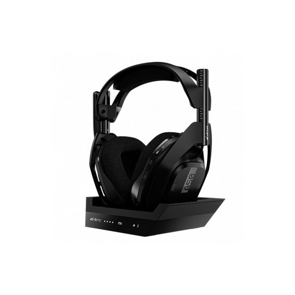 Audifonos Logitech A50 + Base PS4 Gen 4