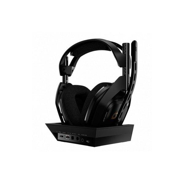 Audifonos Logitech A50 + Base XB1 Gen 4