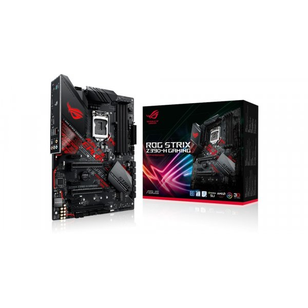 Placa Madre Asus ROG-STRIX-Z390-H-GAMING LGA 1151 ATX MOTHERBOARD