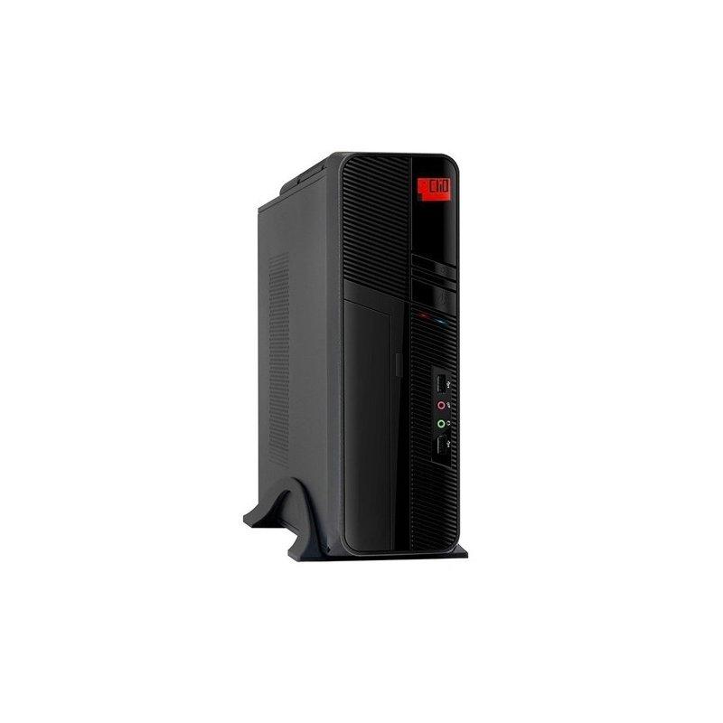 Gabinete Clio S605 Micro-ATX, ITX