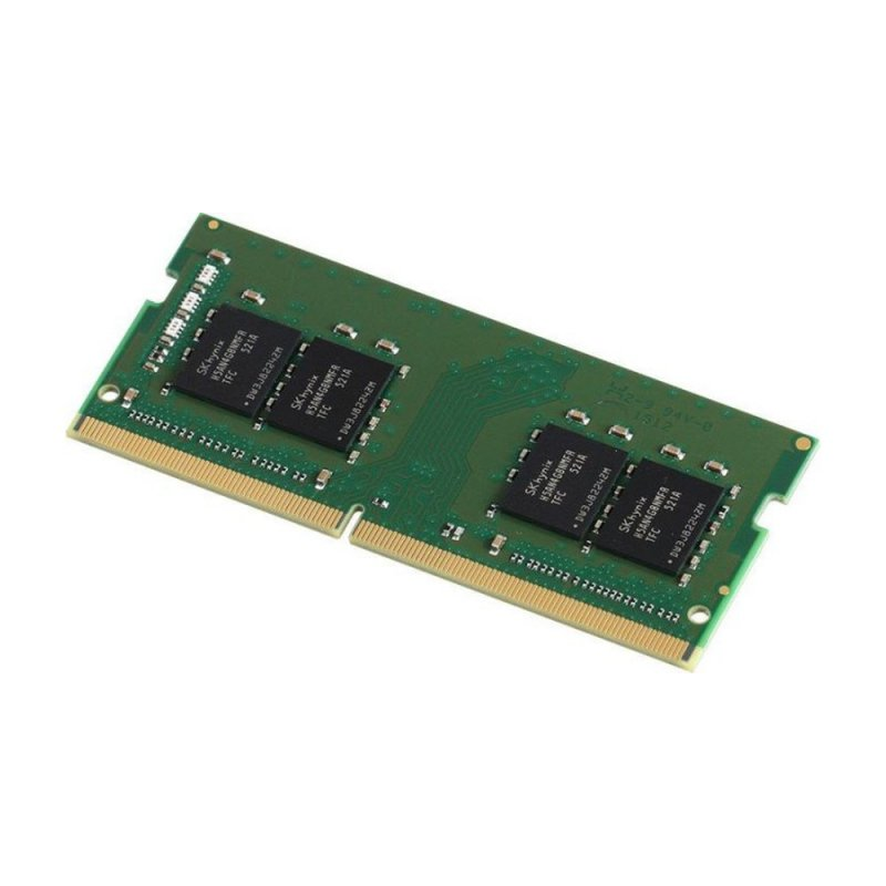 Memoria Ram Kingston 1x4GB DDR4 2666MHz 260pines doble canal CL19 SODIMM