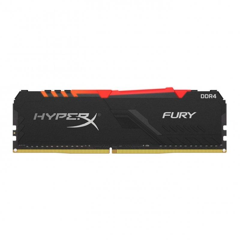 Memoria Ram HyperX Fury RGB 1x16GB 3200MHz DDR4 DIMM