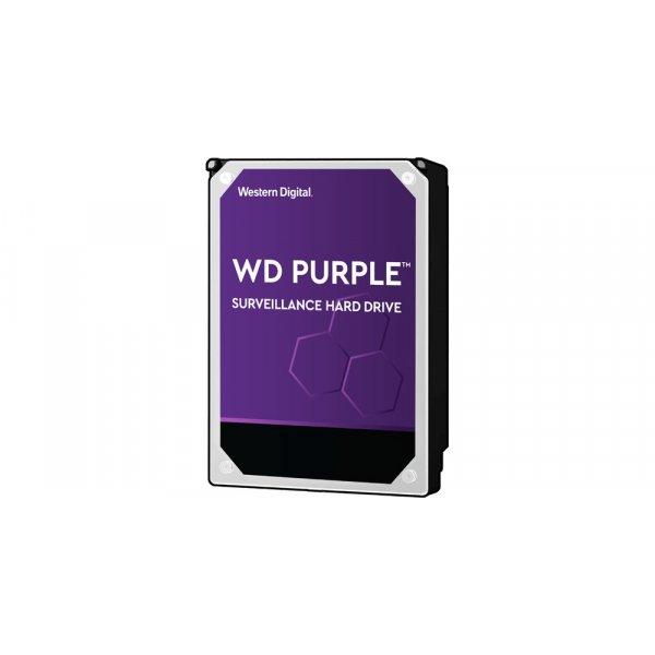 """Disco Duro Western Digital 8TB Purple 256MB 3.5"""" SATA 6GB/s IntelliPowerRPM"""