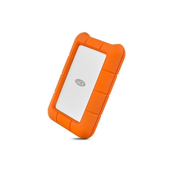 Disco Duro Externo LaCie Rugged 1 TB USB 3.0 Type-C