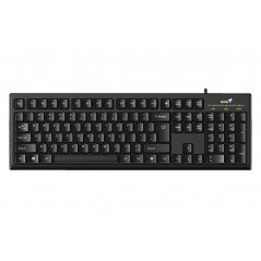 Teclado Genius Smart Keyboard KB-100 QWERTY + Numérico