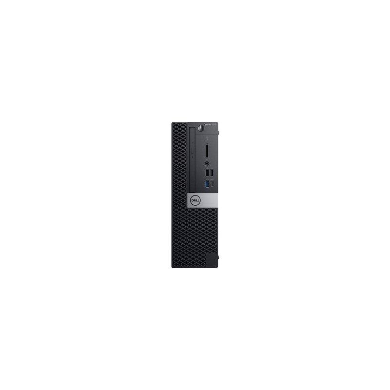 PC Dell Optiplex 7070 SFF i7-9700 8GB 1TB DVD-RW W10PRO Gtia 3A