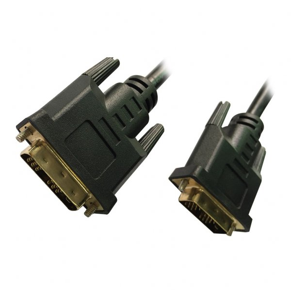 Cable DVI-D 3mts M/M Single Link